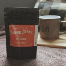 "An exclusive ""Firestarter"" tea from the Jasmine Pearl Tea Co."