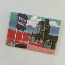 Bates Motel coaster