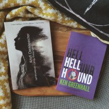 Everything That's Underneath by Kristi DeMeester and Hell Hound by Ken Greenhall