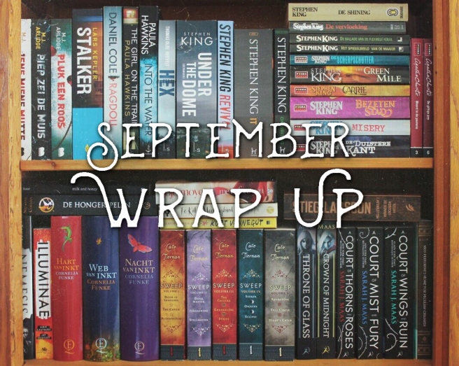 september wrap up